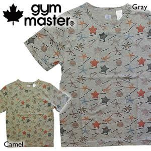 gym master ジムマスター Tシャツ ひとで柄|mash-webshop