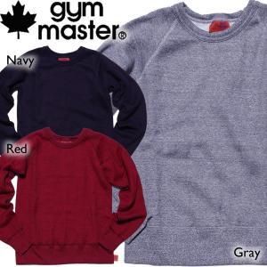 gymmaster ジムマスター ラグランスウェットトレーナー Made in CANADA!!|mash-webshop