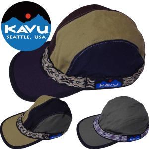 カブー KAVU ストラップキャップ|mash-webshop