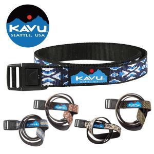 カブー KAVU ベルト Burly Belt バリーベルト|mash-webshop