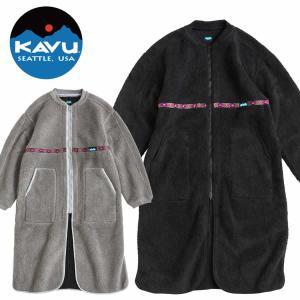 カブー ボアフリース ベンチコード KAVU Boa Bench coat|mash-webshop