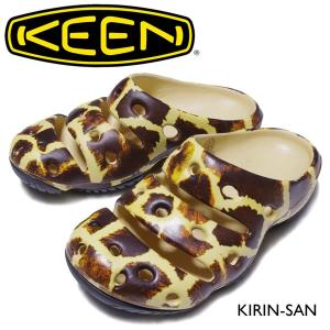 KEEN キーン YOGUI ARTSFULL ヨギ アーツフル ウォーターサンダル KIRIN-SAN キリン柄|mash-webshop