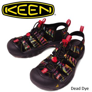 KEEN キーン NEWPORT H2 ニューポートH2 ウォーターサンダル New Color DEAD DYE2|mash-webshop