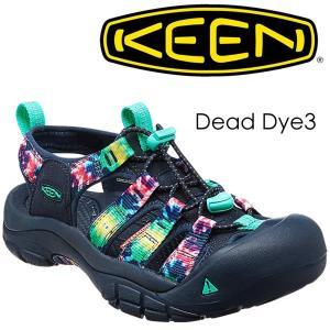 KEEN キーンNEWPORT H2 ニューポートH2Dead Dye3 ウォーターサンダル 新色|mash-webshop