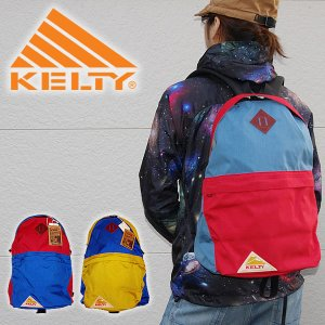KELTY ケルティ DAYPACK 2TONE ディパック mash-webshop