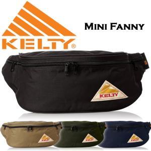KELTY ケルティ ミニファニー ヒップバック ウエストバック MINI FANNY mash-webshop