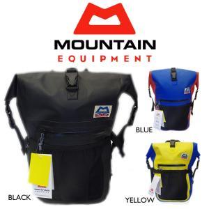 MOUNTAIN EQUIPMENT マウンテンイクイップメント WATERPROOF PACK 23L ウォータープルーフ パック 23L 耐水性の高い小型バックパック|mash-webshop