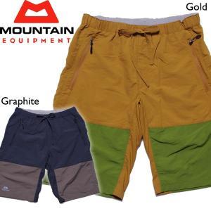 MOUNTAIN EQUIPMENT マウンテンイクイップメント GRIT STONE SHORT TWO TONED グリットストーンショーツ|mash-webshop