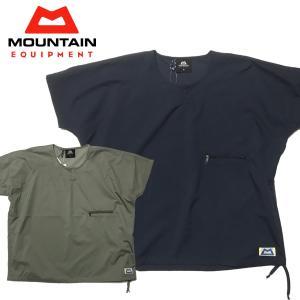 マウンテンイクイップメント Tシャツ MOUNTAIN EQUIPMENT Pertex EQ Tee|mash-webshop