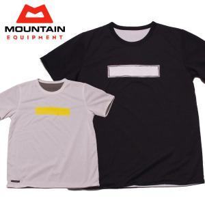 マウンテンイクイップメント リバーシブル Tシャツ MOUNTAIN EQUIPMENT QD REVERSIBLE TEE mash-webshop
