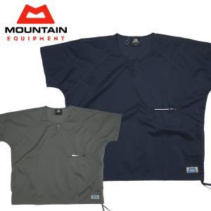 マウンテンイクイップメントTシャツ MOUNTAIN EQUIPMENT Pertex EQ Tee mash-webshop