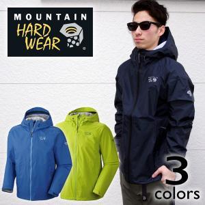 MOUNTAIN HARDWEAR マウンテンハードウェア Plasmic Jacket プラズミックジャケット 防水 レインウェア|mash-webshop