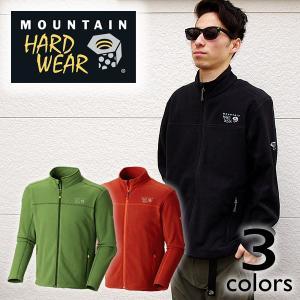 MOUNTAIN HARDWEAR マウンテンハードウェア Microchill Jacket マイクロチルジャケット フリースジャケット インナーフリース|mash-webshop