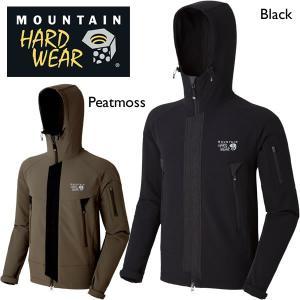 MOUNTAIN HARDWEAR マウンテンハードウェア El Cerrito Jacket エルセリートジャケット ソフトシェル 雨・紫外線に強い!|mash-webshop