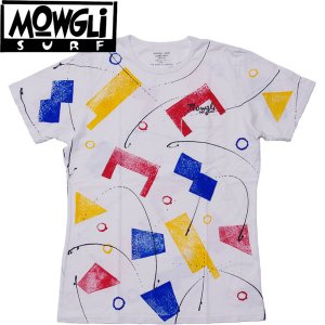 MADE in USA MOWGLI SURF モーグリサーフ Neo Deco Pocket Tee ポケットTee タイダイ|mash-webshop