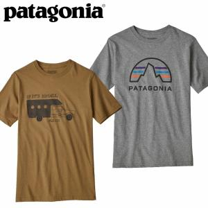 パタゴニア patagonia メンズ Tシャツ Boys Graphic Organic T-shirt ボーイズ グラフィック オーガニック|mash-webshop