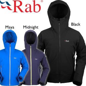 Rab ラブ Exodus Jacket エクソダスジャケット ソフトシェル 防風|mash-webshop