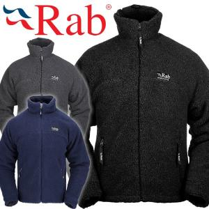Rab ラブ ジャケット フリース ダブルパイル メンズ|mash-webshop
