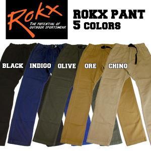 ROKX ロックス ROKX PANT ロックスパンツ 5colors|mash-webshop