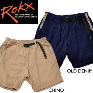 ROKX ロックス BEDFORD SHORT ベッドフォードショーツ|mash-webshop