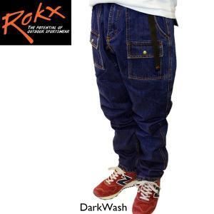 ROKX ロックス DENIM BUSH PANT デニムブッシュパンツ|mash-webshop