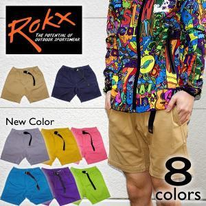 ROKX ロックス ROKX SHORT ロックスショーツ|mash-webshop