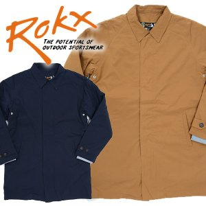 ROKX ロックス  ステンカラーコート バルマカン|mash-webshop