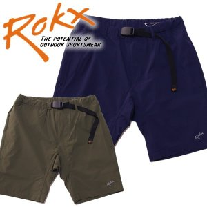 ROKX ロックスNEW TRAVEL SHORT ニュートラベルショーツ mash-webshop