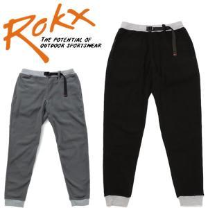 ROKXロックス コットンウッドコディアックパンツ マイクロフリースパンツ メンズ レディース|mash-webshop