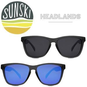 SUNSKI サンスキ HEADLANDS偏光レンズ サングラス|mash-webshop