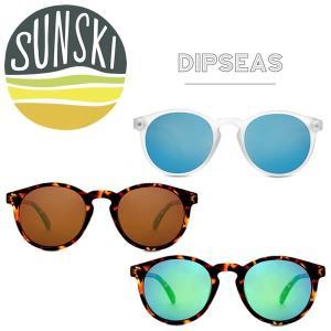 SUNSKI サンスキ DIPSEAS偏光レンズ サングラス|mash-webshop