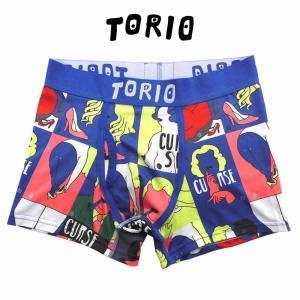 トリオ ボクサーパンツ メンズ レディース 下着 TORIO マチュー [No.111820]|mash-webshop