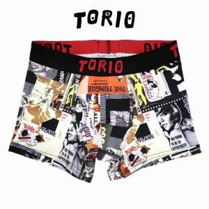 トリオ ボクサーパンツ メンズ レディース 下着 TORIO ポルノ [No.111810]|mash-webshop