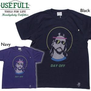 USEFULL ユースフル DAY OFF POCKET TEE デイオフポケットTシャツ|mash-webshop