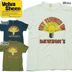 Velva Sheen ヴェルヴァシーン Tシャツ ベルバシーン イエローレーベル DAWSON'S|mash-webshop