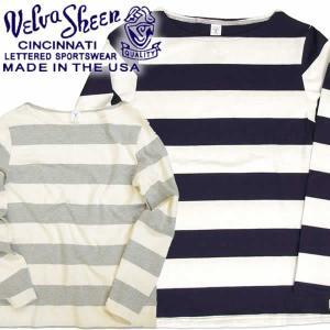 Velva Sheen ヴェルヴァシーン ベルバシーン Tシャツ ロンT|mash-webshop