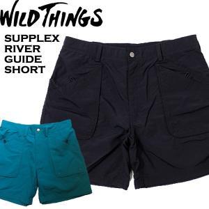 WILD THINGS ワイルドシングス ショートパンツ ハーフパンツ 水陸両用|mash-webshop