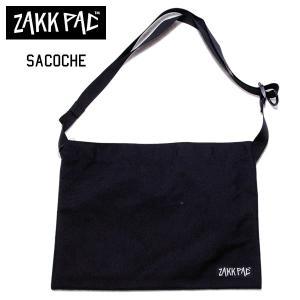 ZAKK PAC ザックパック SACOCHE サコッシュ ショルダーバッグ|mash-webshop
