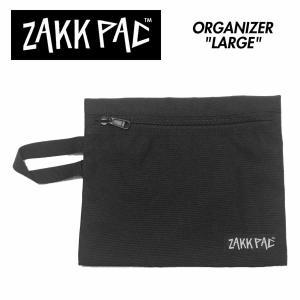ザックパック ポーチ ZAKK PAC ORGANIZER LARGE|mash-webshop