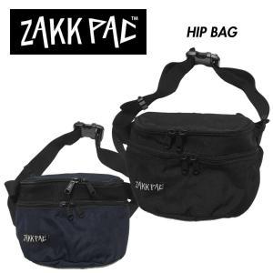 ザックパック ウエストバッグ ヒップバッグ ZAKK PAC HIP BAG|mash-webshop