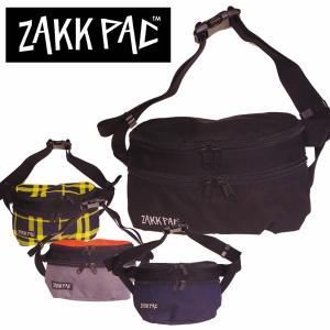 ザックパック ウエストバッグ ヒップバッグ ZAKKPAC Hip Bag ヒップバッグ|mash-webshop