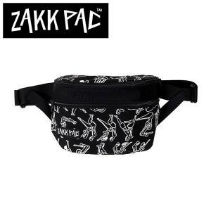 ザックパック ウエストバッグ ヒップバッグ ZAKKPAC HIP BAG? NONCHELEEE|mash-webshop