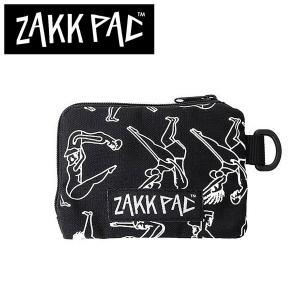 ザックパック ウォレット 財布 ミニ 小さい ZAKKPAC Zip Wallet? NONCHELEEE|mash-webshop