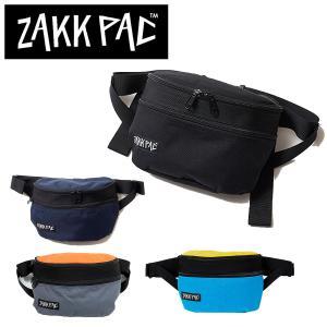 ザックパック ウエストバッグ ヒップバッグ ショルダー ZAKKPAC HIP BAG|mash-webshop