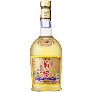 【菊之露酒造】 菊之露 古酒サザンバレル 泡盛25度 720ml 【泡盛】
