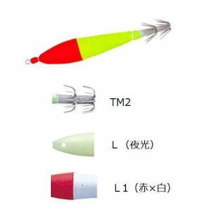 デュエル  針丸曲針 ボディ耐水圧構造 ●カラー:赤*白 ●全長:10.2cm ●特徴1:2本入 ●...