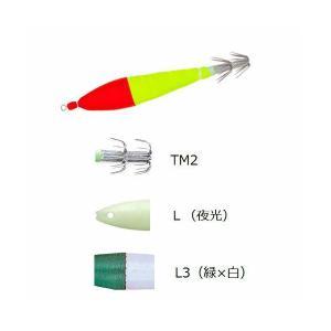デュエル  針丸曲針 ボディ耐水圧構造 ●カラー:緑*白 ●全長:10.2cm ●特徴1:2本入 ●...