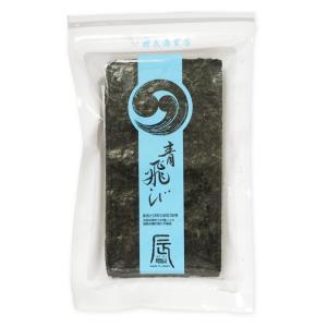 青とびのり 半切35枚 国内産 焼海苔 寿司 手巻き 海苔巻き ラーメン 徳用 業務用|mastaz-audio