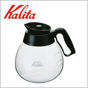 カリタ Kalita デカンタ 1.8L ブラック 耐熱ガラス製  デカンタ 1.8リットル  熱湯...