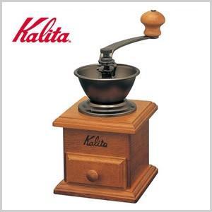 カリタ Kalita 手挽きコーヒーミル ミニミル 手動ミル カリタコーヒーミル 手回し